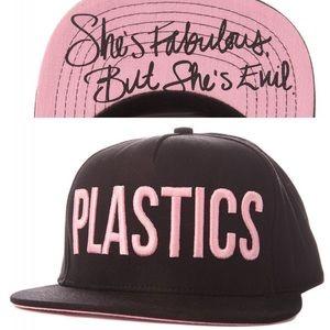 JEFFREE STAR COSMETICS / J* PLASTICS SNAPBACK HAT